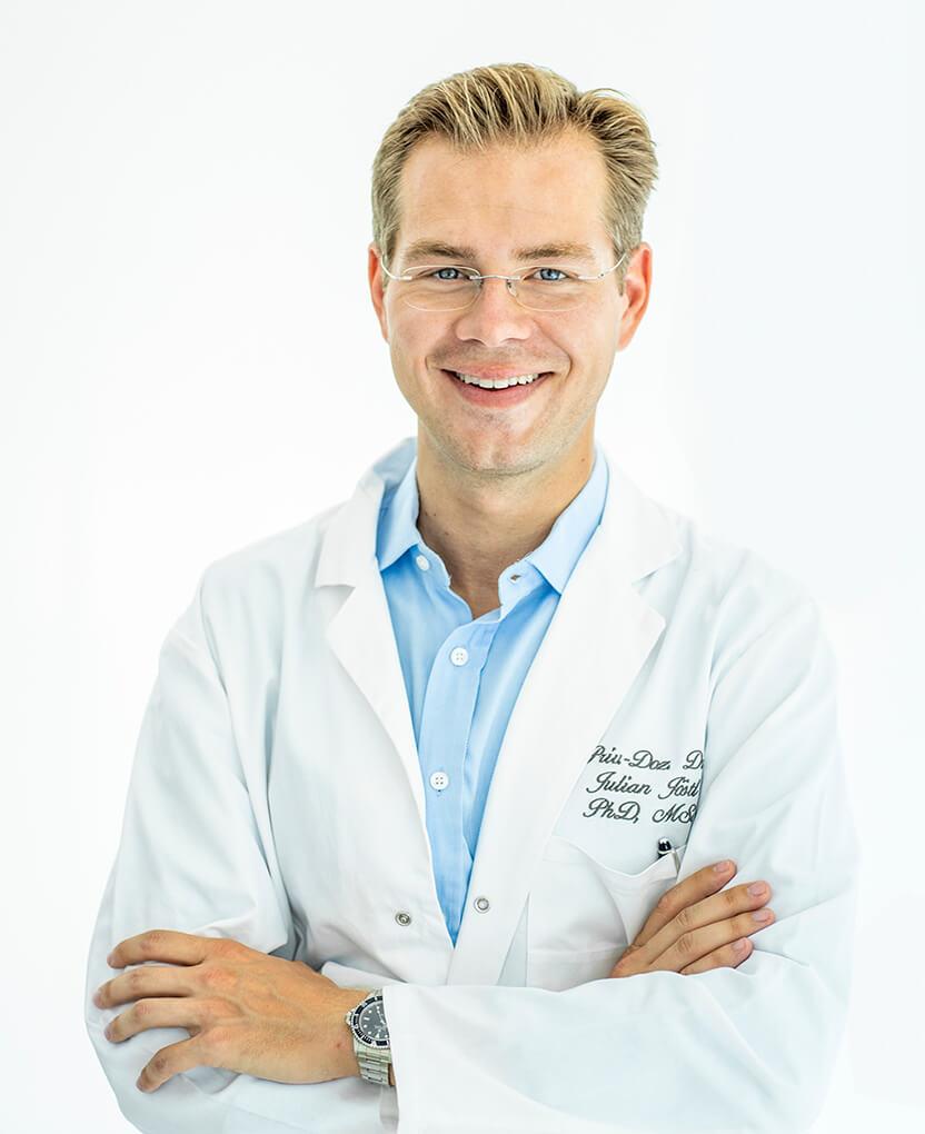 Dr. Jöstl Portrait